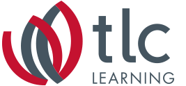 TLC Aged Care TLC Learning Logo